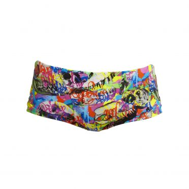 Funky Trunks Fossil Fuel classic trunk zwembroek heren