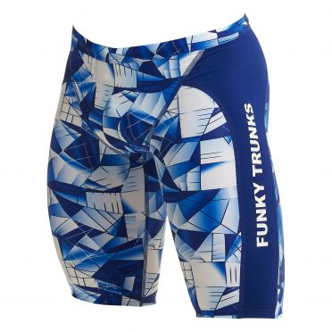 Funky Trunks Fast Glass training jammer zwembroek heren