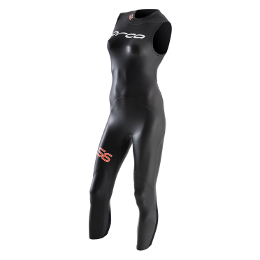 Orca S6 mouwloos wetsuit dames