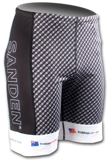 Ironman Sanden tri short heren SPECIAL EDITION