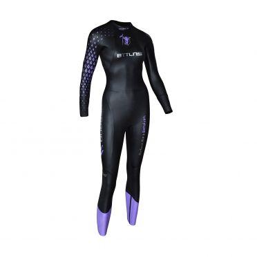 BTTLNS Goddess wetsuit inferno 1.0