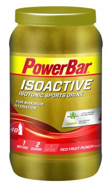 Powerbar Isoactive 1320 gram red fruit punch