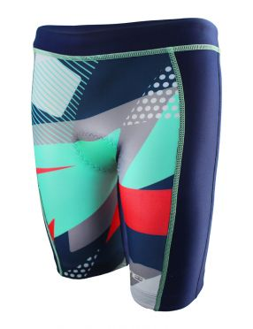 Zone3 Adventure kinder tri shorts Digital print