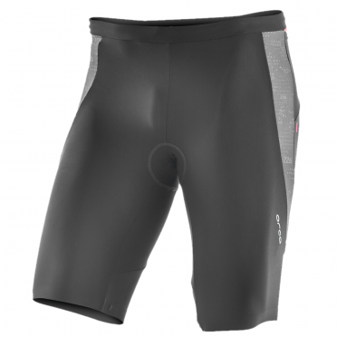 Orca 226 Perform tri short zwart/rood heren