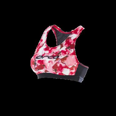 Orca Core tri bra zwart/roze dames