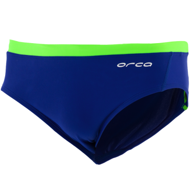 Orca Core brief blauw/groen heren