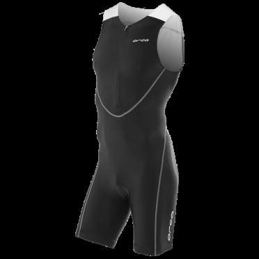 Orca Core equip race trisuit zwart/wit heren