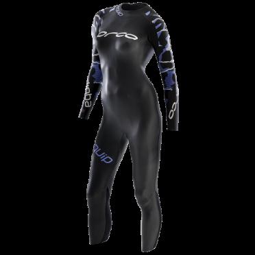 Orca Equip fullsleeve wetsuit dames