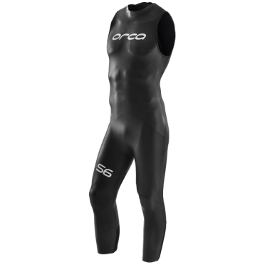 Orca S6 sleeveless wetsuit heren