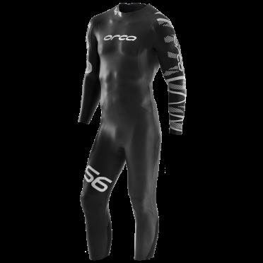 Orca S6 fullsleeve wetsuit heren