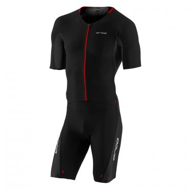 Orca 226 kompress aero race trisuit zwart heren
