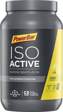 Powerbar Isoactive 600 gram orange
