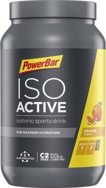 Powerbar Isoactive 1320 gram orange