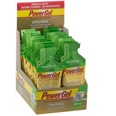 Powerbar Powergel caffeine appel 24 x 41 gram