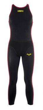 Arena Powerskin R-EVO+ open water suit zwart/fluo heren
