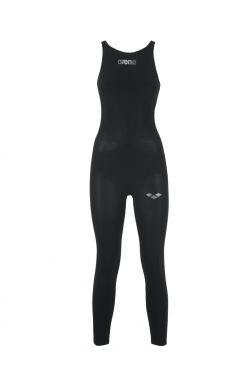Arena Powerskin R-EVO+ open water suit zwart dames