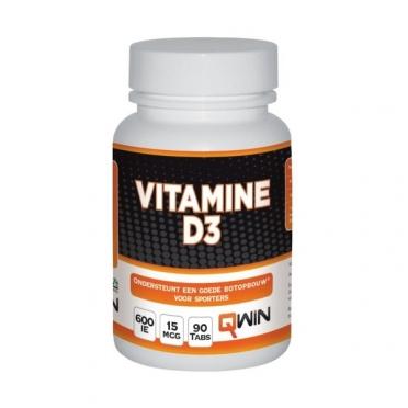 QWIN Vitamine D3 90 tabs