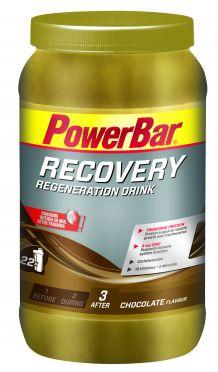 Powerbar Recovery drink chocolade 1200 gram
