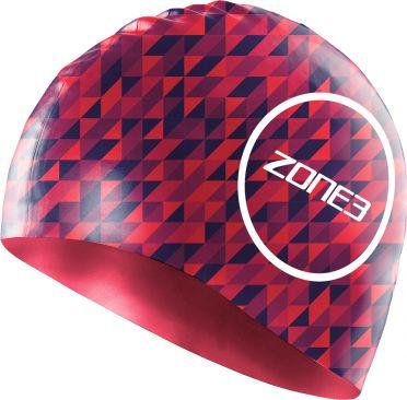 Zone3 Siliconen badmuts prism