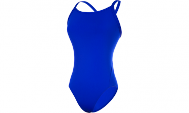 Funkita Still blauw diamond back badpak dames