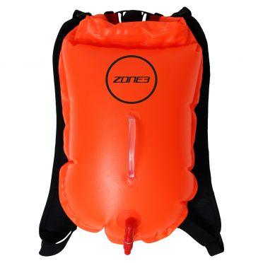 Zone3 Swimrun rugzak buoy oranje