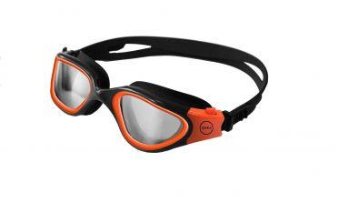 Zone3 Vapour zwembril zwart/oranje