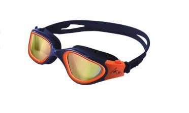 Zone3 Vapour PH zwembril blauw/oranje