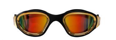 Zone3 Vapour zwembril zwart/goud
