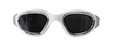 Zone3 Vapour zwembril wit/zilver