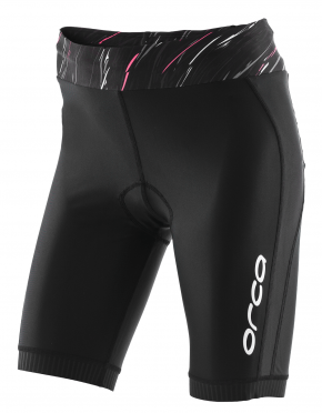 Orca Core tri short zwart/wit dames