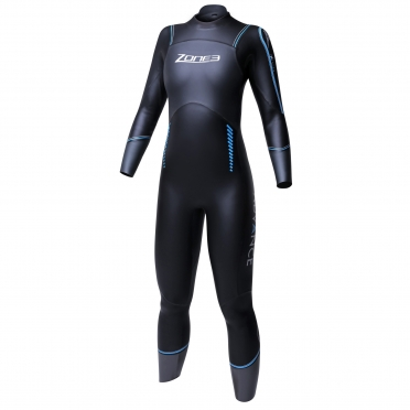 Zone3 Advance fullsleeve wetsuit dames DEMO