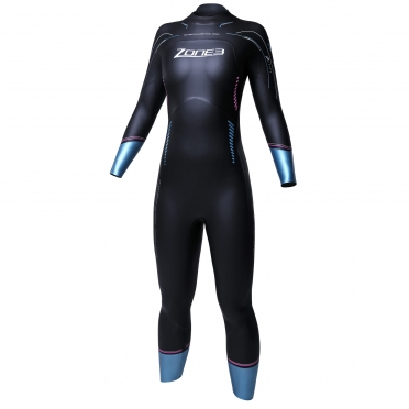 Zone3 Vision demo wetsuit dames maat ST