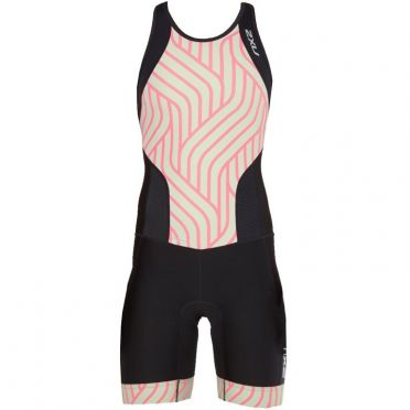 2XU Perform Y-back trisuit zwart/mint dames