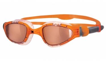 Zoggs Aquaflex Titanium oranje