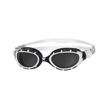 Zoggs Predator flex 2.0 zwembril wit/zwart