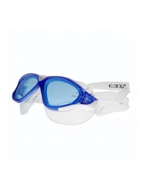 Zone3 Adrenaline Mask Zwembril Blauw/Wit