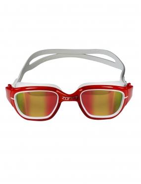 Zone3 Attack Polarized Zwembril rood
