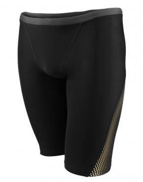 Zone3 Jammer Premium Shorts Zwart/Grijs/Goud Heren