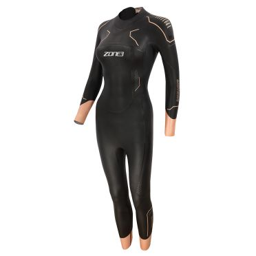 Zone3 Vision lange mouw wetsuit dames