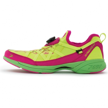 Zoot Triathlon schoenen women's M Ultra Race 4.0 yellow blaze green