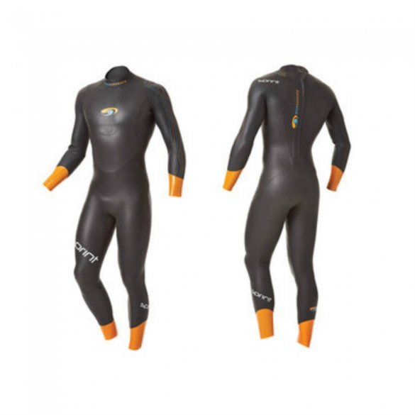 Blueseventy Sprint fullsleeve wetsuit heren 2015  WSSLJ12BLK00ML