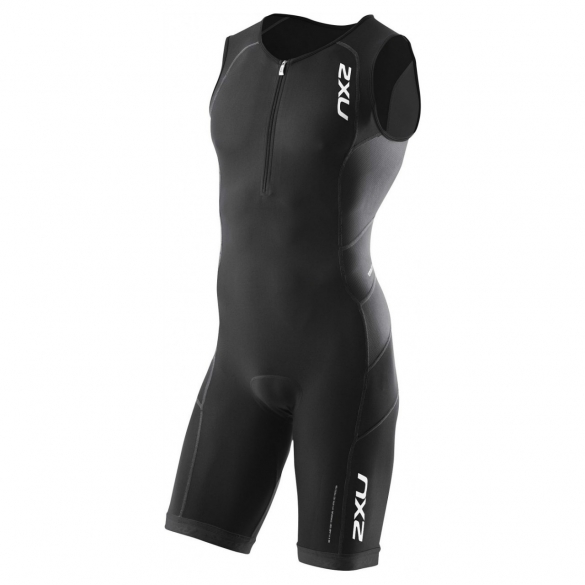 2XU Long Distance Trisuit Men`s MT 2122d BLK/BLK  2XU MT2122d