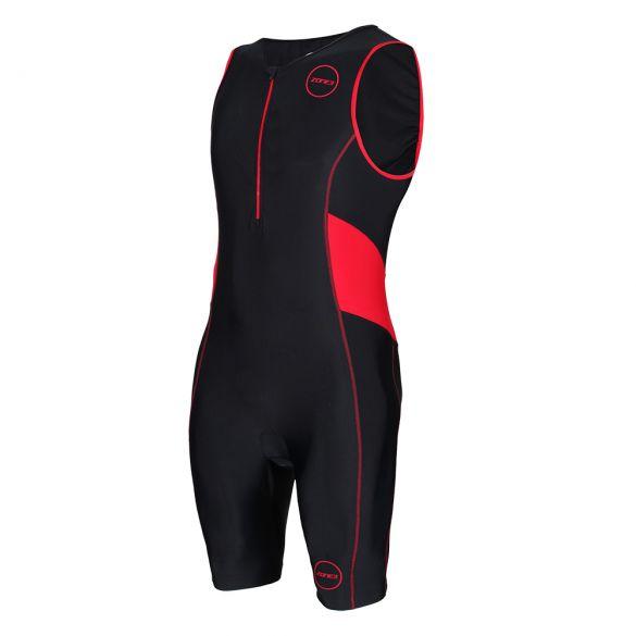 Zone3 Activate trisuit mouwloos zwart/rood heren  TS19MACT108