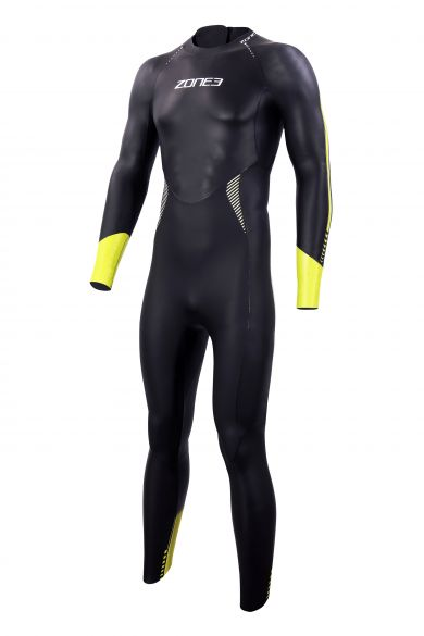 Zone3 Advance demo wetsuit heren maat ST  WS18MADV101-DEMOST