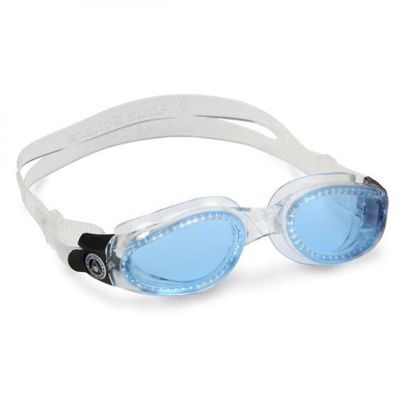 Aqua Sphere Kaiman blauwe lens zwembril  ASEP1150000LB