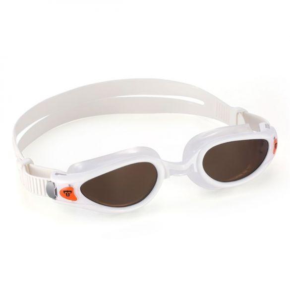 Aqua Sphere Kaiman EXO Gepolariseerde lens zwembril wit/oranje  ASEP1160900LPB