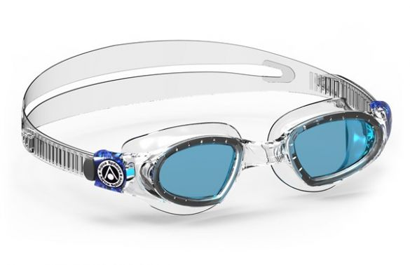 Aqua Sphere Mako blauwe lens zwembril  ASEP2850040LB