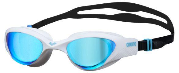 Arena The One mirror zwembril blauw  AA003152-100