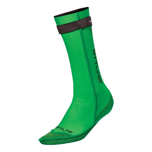 BTTLNS Neopreen zwemsokken Caerus 1.0 groen  0120011-040