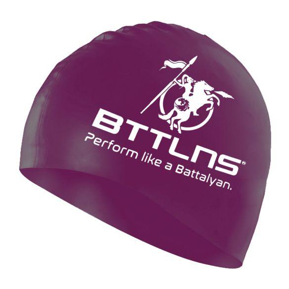 BTTLNS Siliconen badmuts neon-paars Absorber 2.0  0318005-045